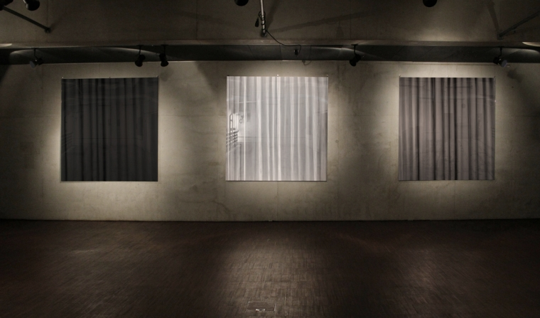 HIDDEN exhibition in  in Square – branch of Artystic Center of Trzcina Factory, Warsaw, Poland 2010